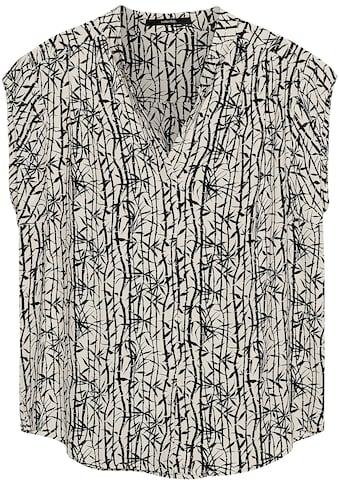 someday Blusentop »Zinta«, im modischen Allover-Print kaufen