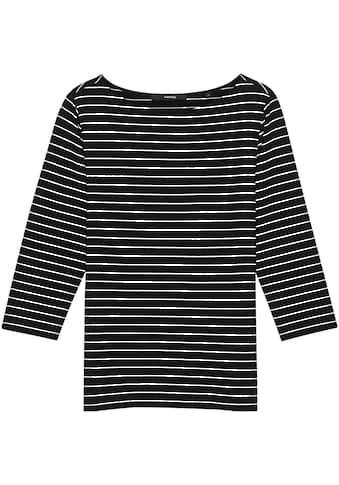someday 3/4-Arm-Shirt, mit tollem Streifenmuster kaufen