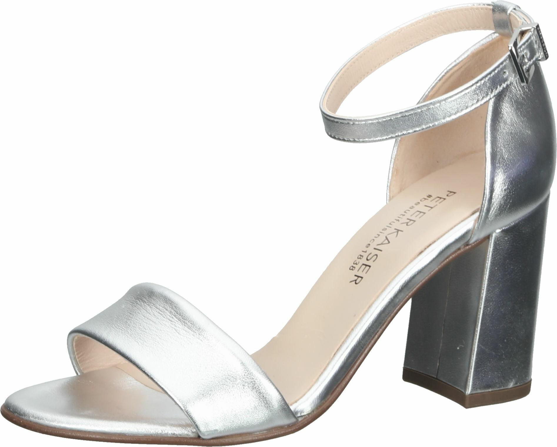 peter kaiser -  High-Heel-Sandalette Leder