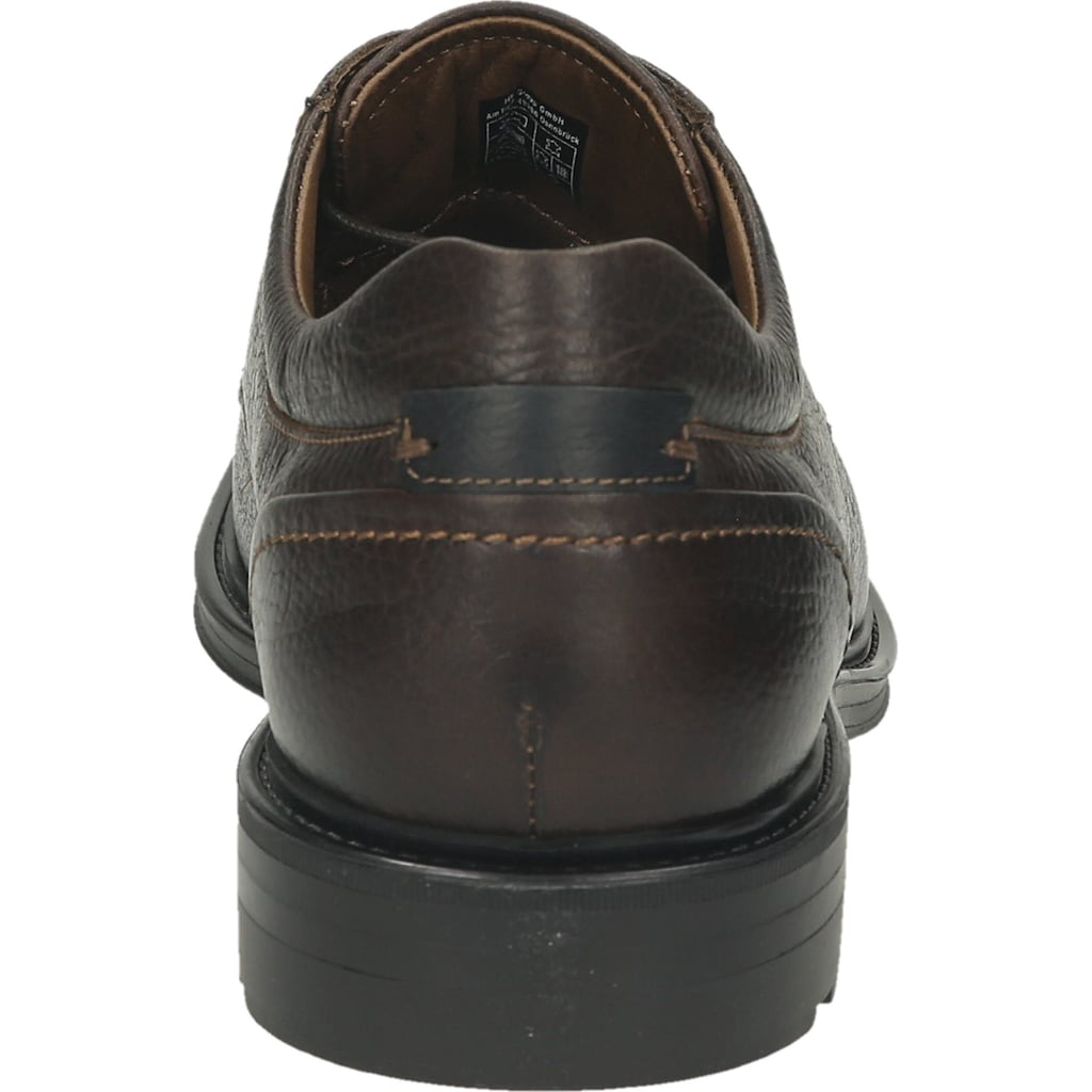 Mercedes Schnürschuh »Leder«