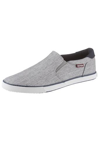 TOM TAILOR Slip - On Sneaker kaufen