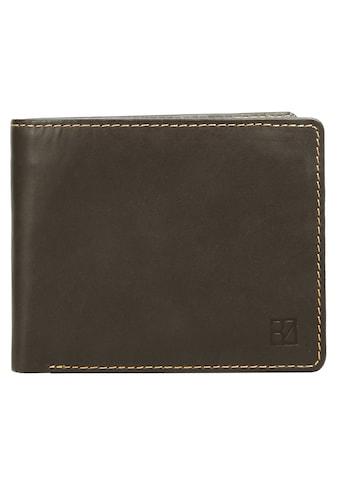 BODENSCHATZ Brieftasche »BICOLOUR« kaufen