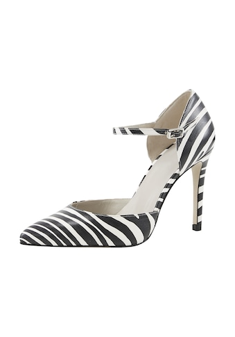 Pumps im Zebra - Look kaufen