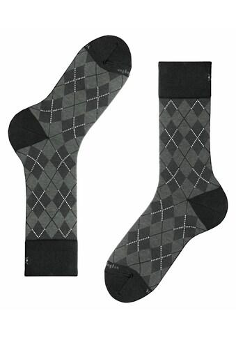 Burlington Socken »Carrington«, (1 Paar), mit feiner Baumwolle kaufen