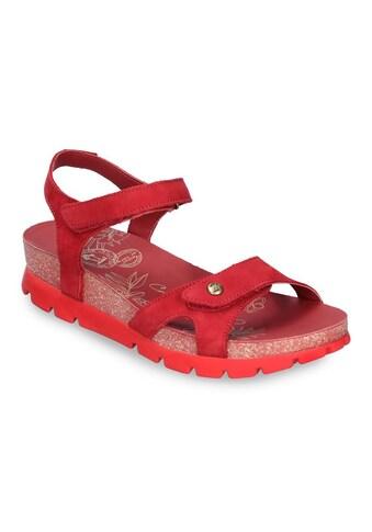 Panama Jack Riemchensandale »Nobuck Rojo«, im klassischen Look kaufen