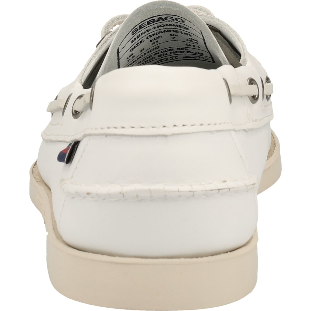 Sebago Bootsschuh »Glattleder«