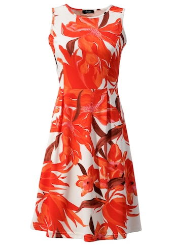 Aniston SELECTED Sommerkleid, im femininen Allover-Print kaufen