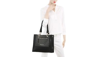 VALENTINO BAGS Shopper »Patch«, in praktischer Einteilung kaufen