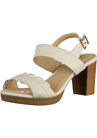 Caprice High - Heel - Sandalette »Nappaleder« kaufen