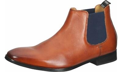 GORDON & BROS Stiefelette »Glattleder« kaufen