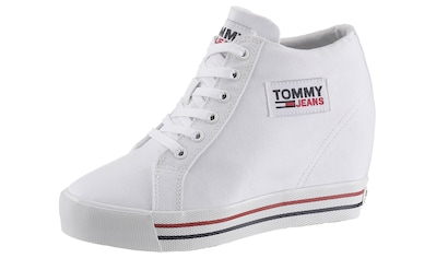 TOMMY JEANS Wedgesneaker »TOMMY JEANS WEDGE SNEAKER« kaufen