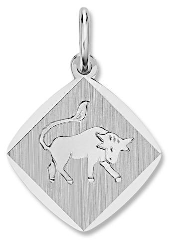 ONE ELEMENT Sternzeichenanhänger »Sternzeichen Anhänger Stier aus 925 Silber«, Stier kaufen