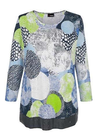 MIAMODA Print-Shirt, mit grafischem Muster kaufen