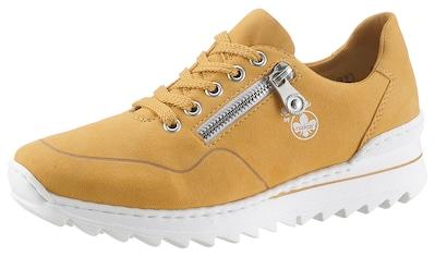 Rieker Keilsneaker, mit Zierreißverschluss außen kaufen