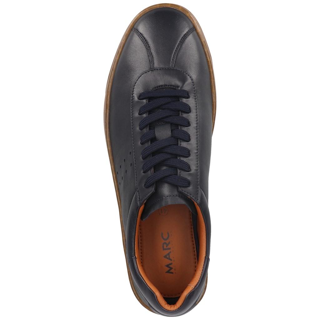 Marc Sneaker »Glattleder«
