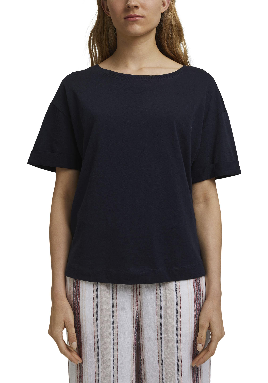 edc by esprit -  T-Shirt, im boxy-Fit