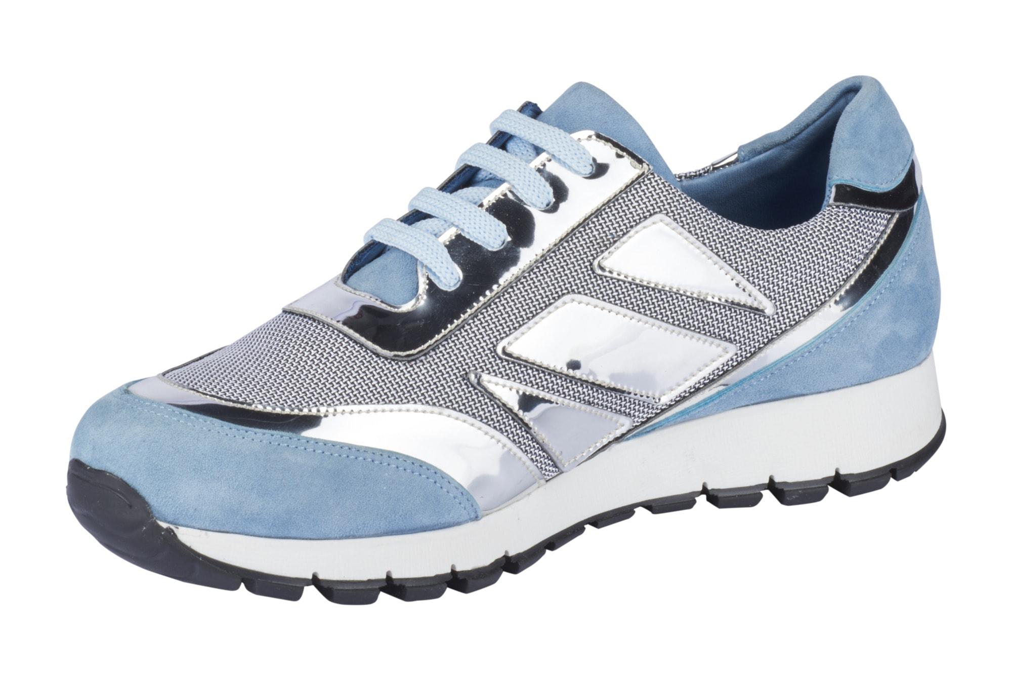 separation shoes 53e6b f4b68 imwalking SALE | Andrea Conti Sneaker im Metalliclook | 04054106408396
