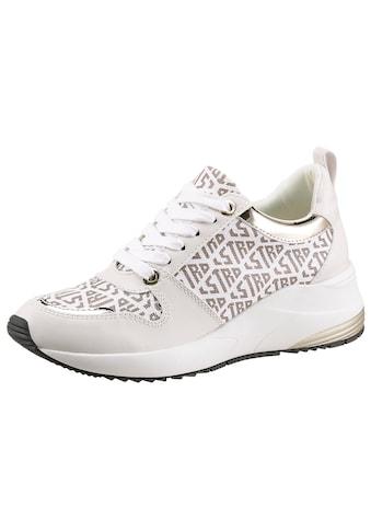La Strada Wedgesneaker »Fashion Sneaker On Wedge«, mit Allover-Logodruck kaufen