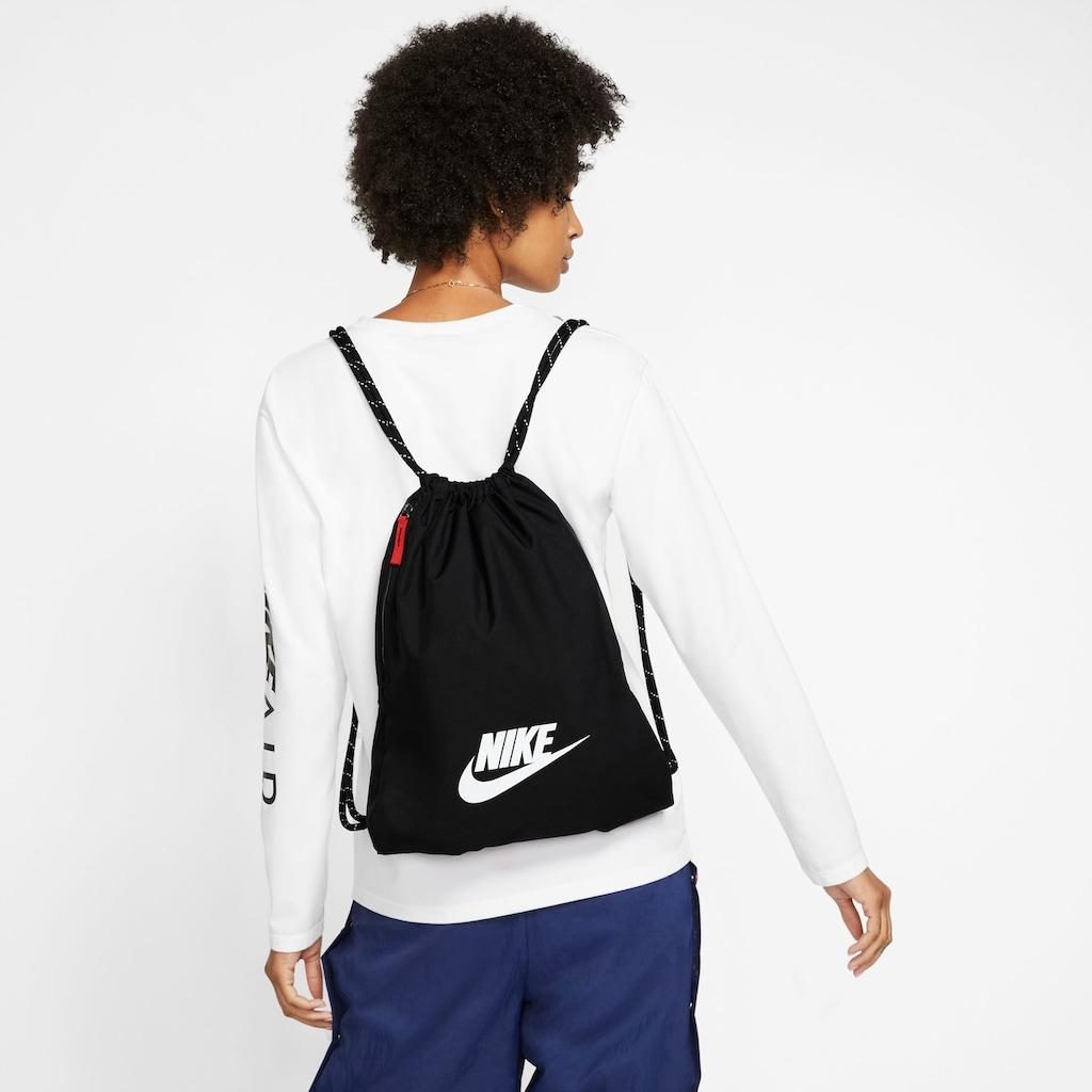Nike Sportswear Turnbeutel »NK HERITAGE GMSK - 2.0«