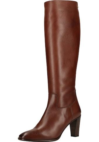 Fred de la Bretoniere High-Heel-Stiefel »Nappaleder« kaufen