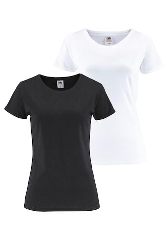 Pepe Jeans Kurzarmshirt »ESTHERDP«, im zweier Set kaufen