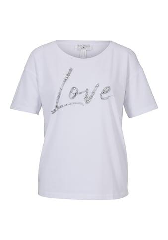 Shirt mit Schmucksteinen kaufen