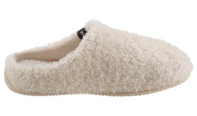 VERBENAS Pantoffel »YORK GALES«, mit Label kaufen