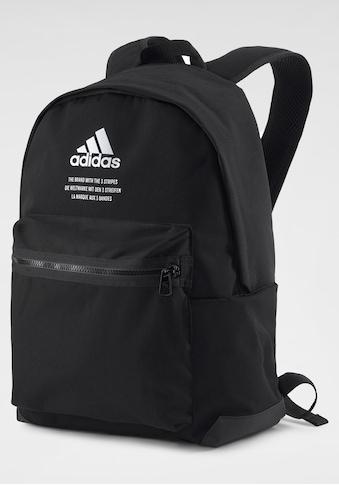 adidas Performance Sportrucksack »CLASSIC BACKPACK 3 STRIPES MESH« kaufen