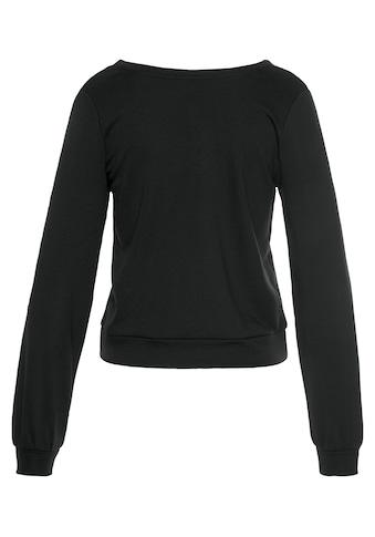 Only Sweatshirt »ONLMILA« kaufen