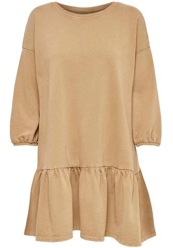 Only Sweatkleid »ONLDEA«, in Tunikaform kaufen
