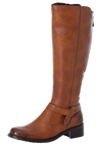 Rieker Stiefel, mit zusätzlichem Reißverschluss hinten kaufen
