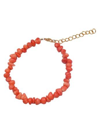 Firetti Armband »Korallen«, Made in Germany - mit Koralle kaufen