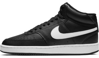 Nike Sportswear Sneaker »Wmns Court Vision Mid« kaufen