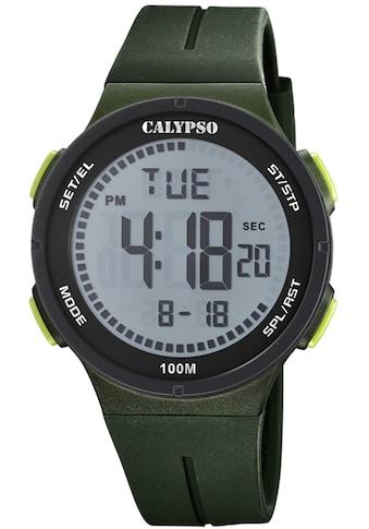 CALYPSO WATCHES Chronograph »Color Splash, K5803/2« kaufen