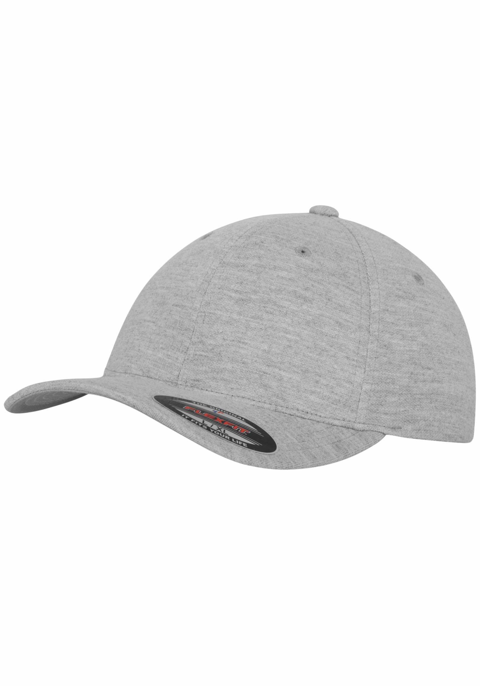 flexfit -  Baseball Cap, Double Jersey, hinten geschlossen
