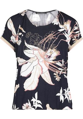 Betty Barclay Rundhalsshirt, mit Blumendruck kaufen
