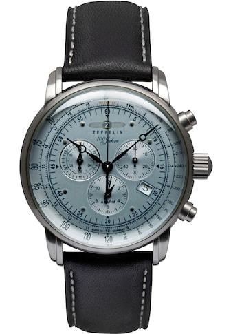 ZEPPELIN Chronograph »Alarm-Chronograph, 8680-9«, Exklusivmodell kaufen