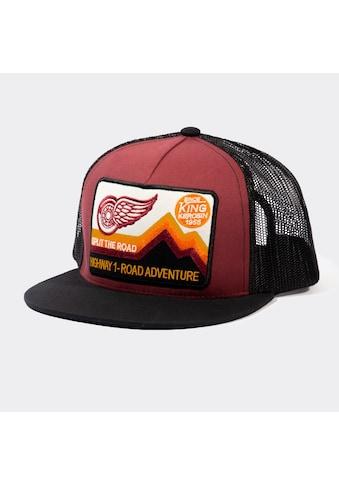 KingKerosin Trucker Cap »Highway 1«, im lässigen Design kaufen