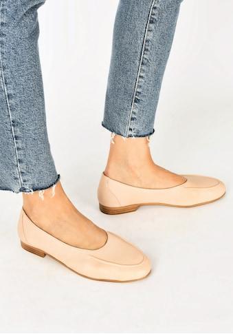 INUOVO Slipper »Leder« kaufen