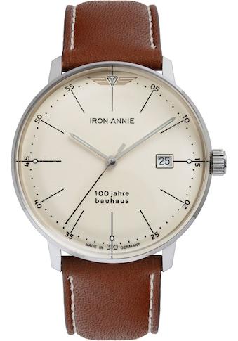 IRON ANNIE Quarzuhr »Bauhaus 100 Jahre, 5070-5_Air« kaufen