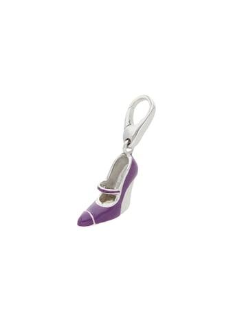 GIORGIO MARTELLO MILANO Charm-Einhänger »Schuh mit Keilabsatz, Silber 925« kaufen