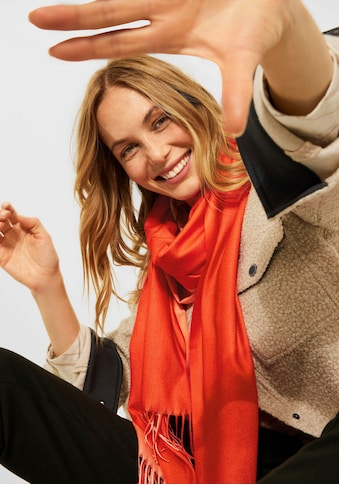 Cecil Modeschal, Softer Schal in Bi-Color kaufen