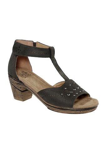 Liva Loop Sandale, mit Klettriegel an der Fessel kaufen