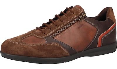 Geox Sneaker »Veloursleder/Synthetik« kaufen