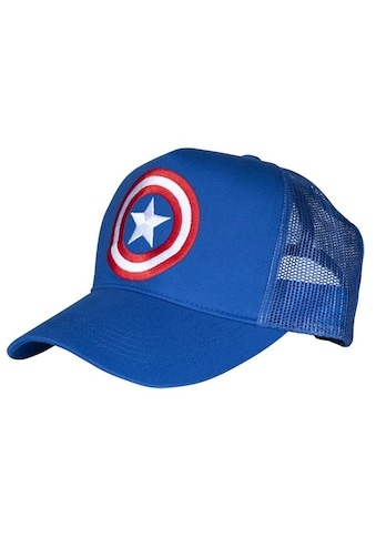 LOGOSHIRT Kappe mit Captain America - Logo kaufen