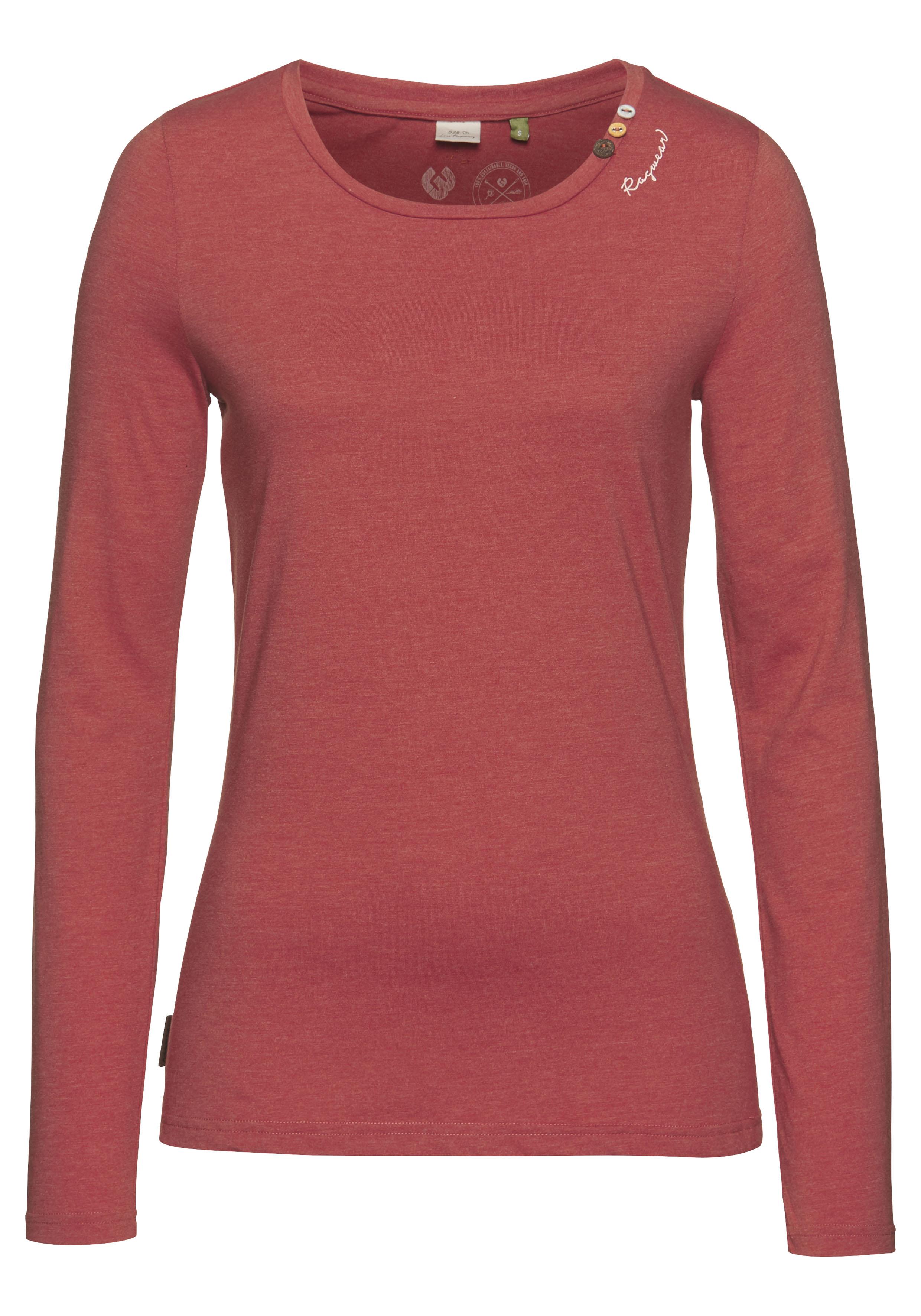 ragwear -  T-Shirt FLORAH LONG ORGANIC