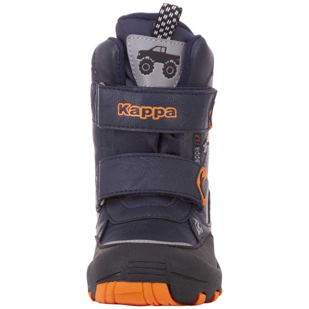Kappa Winterboots »BIG WHEEL TEX KIDS«