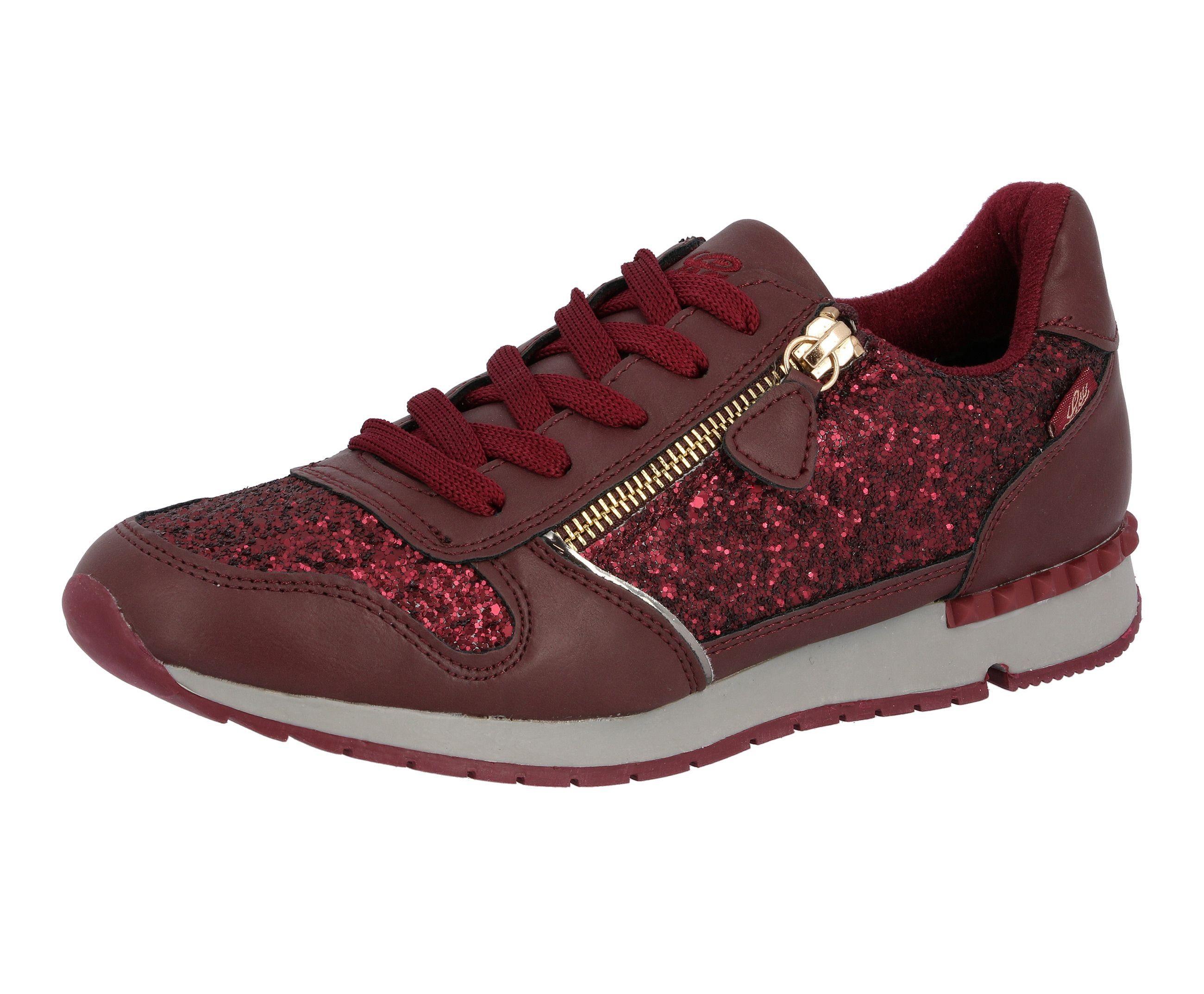 Lico Sneaker Trendschuh Ginger High