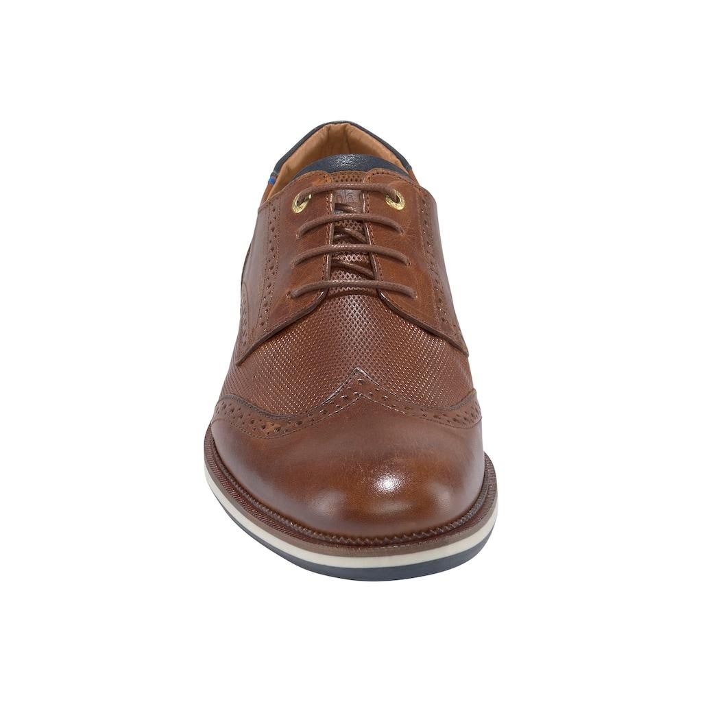 Pantofola d´Oro Schnürschuh »Rubicon Uomo Low«