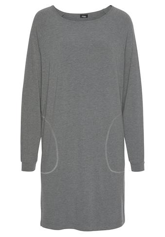 Vivance Dreams Sleepshirt, mit aufgesetzten Eingrifftaschen kaufen